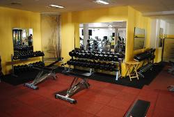 Bild vom Gerätebereich vom Fitness-Studio von Aktiv am Dom